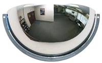 Bewakingsspiegel Se-kure Controls halve bol 90 cm