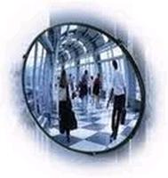 Bewakingsspiegel Se-kure Controls rond 66 cm