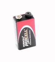 Back-up batterij voor één product centrales